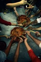 Lo Hei by baby-drummer23
