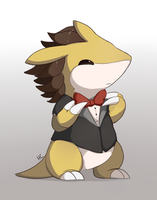 Swanky by HappyCrumble