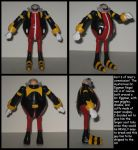 Custom Commission: Eggman Nega by Wakeangel2001