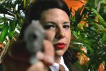 Agent Peggy Carter - Gun sight by WinryRockbellHyuuga