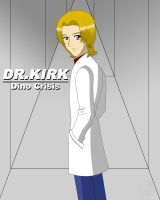 Dr.Kirk Request by dimensioncr8r
