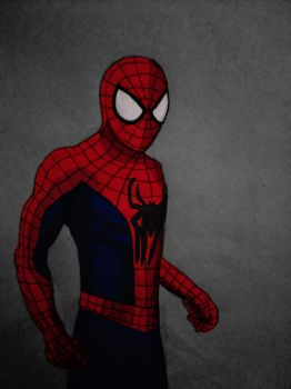Spider-Man by Abhi004