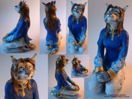 K'thara Sculpture Finished by T-Tiger