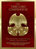 Time Lord Compendium Cover by Time-Lord-Rassilon