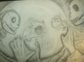 Death in Hands by Athanton