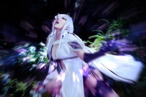 DRAG-ON DRAGOON 3 (Drakengard 3)  Zero cosplay by 0kasane0
