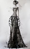 Fashion Illustration VIII. by Renny222