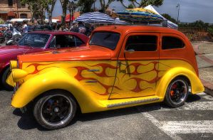 HDR - car by Louis-photos