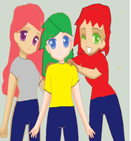 i hate triing out girls cloths by toybox23
