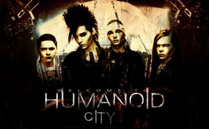 welcome to Humanoid city by vani27