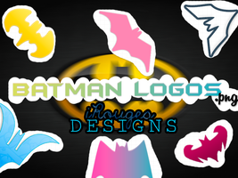 Batman Pack Logos .Png by iRouges