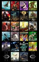 Major Arcana by TheIronClown