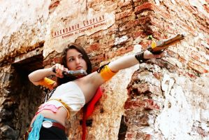 Yuna Final Fantasy x by Calendario-Cosplay