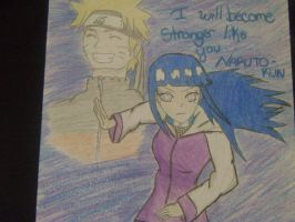 Naruhina- I will Be Stronger by twinLtwinV