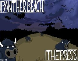 Panther Beach by THE PRESS by JBinks
