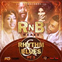 RnB Pt.3 Mixtape Cover by AnotherBcreation
