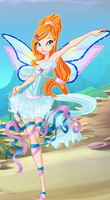 Alice Harmonix by BrokenAmylee