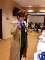 The Doctor at Dexcon by IMarriedMyFandoms