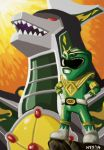 Green Ranger by gumbug