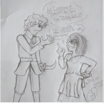 Peter vs Lizzy Town of Salem by anonymous97