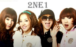 2NE1 Wallpaper 2 by XxDark-ValentinexX