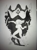 Cloak and Dagger commission by WestStudio3