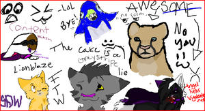 ISCRIBBLE FUN :D by SubjectSkyley