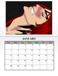 January Calendar by Usagi-Are-chan
