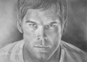DEXTER MORGAN by TomsGG