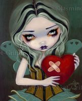 Mending a Broken Heart by jasminetoad