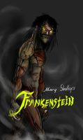 Frankenstein's monster (redone) by Hiku25