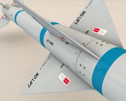 AIM-120 AMRAAM WIP 5 by 2753Productions