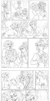 Pages with Rosemary and Jeremiah and Vivian in 'em by GingerOpal