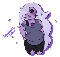 Amethyst by BunsDream