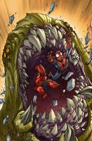 Avenging Spider-man Preview 5 by DonoMX