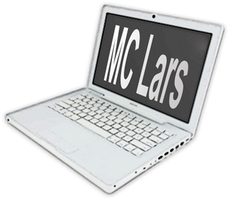 MC Lars Laptop by AlphaAlec
