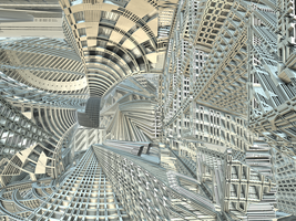 Twisted Architecture V by banner4