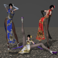 Bayonetta (Umbran Gekka pack) UPDATE by RyuAensland