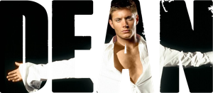 Dean winchester W by Saragat935