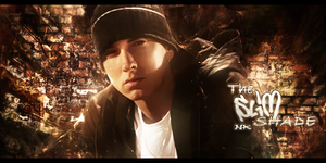 Eminem sign by Nikolai09