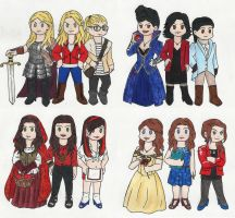 Chibi Ouat Character 1 by Blackangel94a