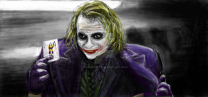 The Joker2 by dogscumage