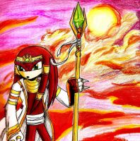 The Tribes King by TheMonica180