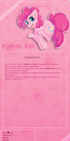 Pinkie Pie Journal skin Commission by DBluver
