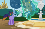 Strong Magic by csillaghullo
