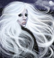 The Winter Witch by Cairisti