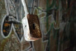 Rusted by FlatlinePhotography