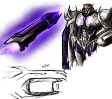 .MORE MEGATRON. by Kigurou
