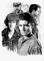 Supernatural by StevenWilcox