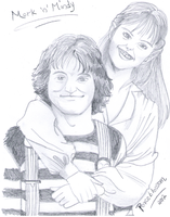Mork and Mindy by Peaceblossom262